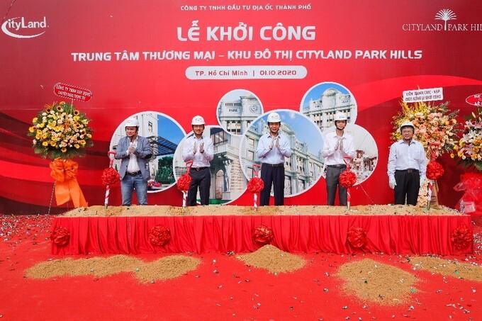 Gò Vấp sắp có trung tâm hội nghị - thương mại dịch vụ 13.000 m2