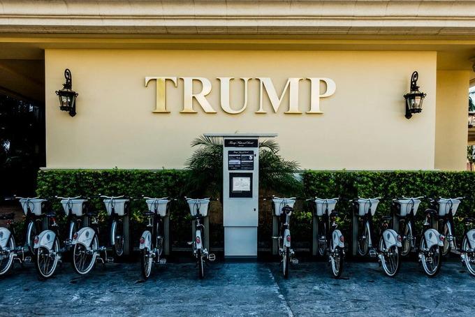 Đường trở lại kinh doanh của Trump sau khi rời Nhà Trắng