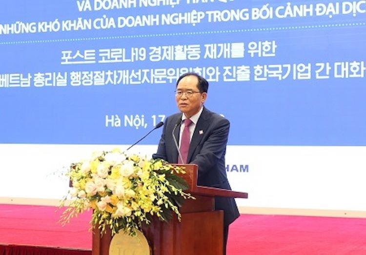 Hơn 500 doanh nhân Hàn Quốc sắp nhập cảnh Việt Nam