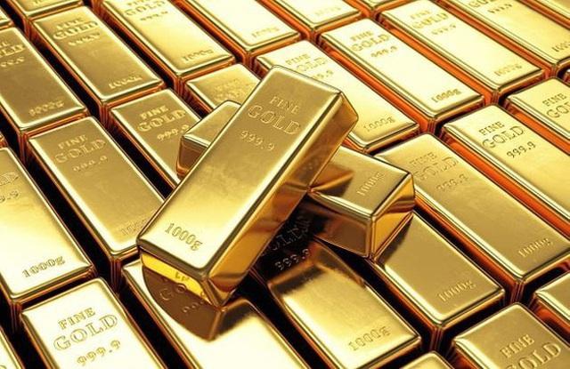 Giá vàng thế giới lên đỉnh 8 năm