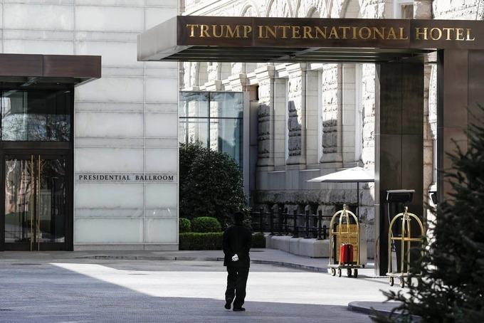 Công ty nhà Trump có thể gặp khó khi trả nợ