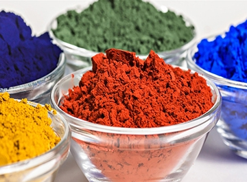 PIGMENTS AND DIGITAL PRINTING INKS